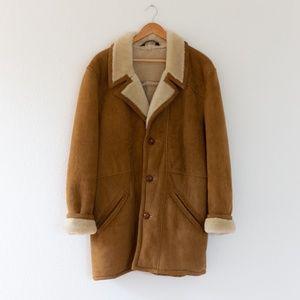 Vintage Ardney Shearling Coat